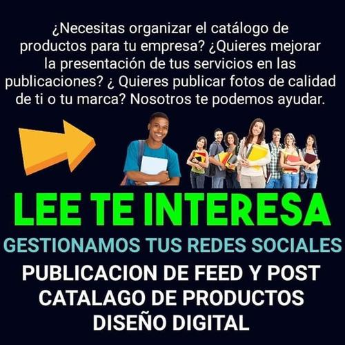 gestión de redes sociales marketing digital