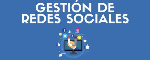 gestion de redes sociales  personas jurídicas y naturales
