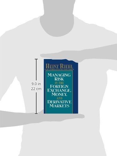 gestión del riesgo en divisas, dinero y mercados de