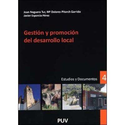 gestión y promoción del desarrollo local: estud envío gratis