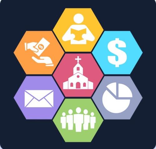 gestão administrativa de igrejas