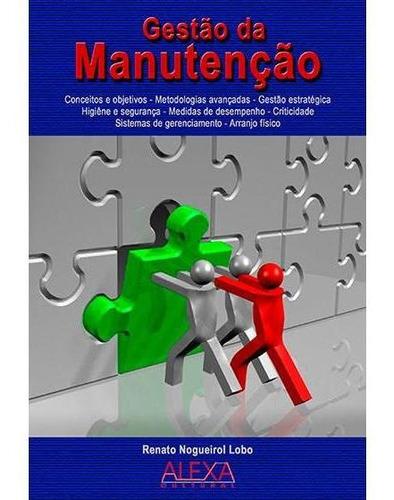 gestão da manutenção