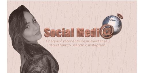 gestão de instagram e design gráfico