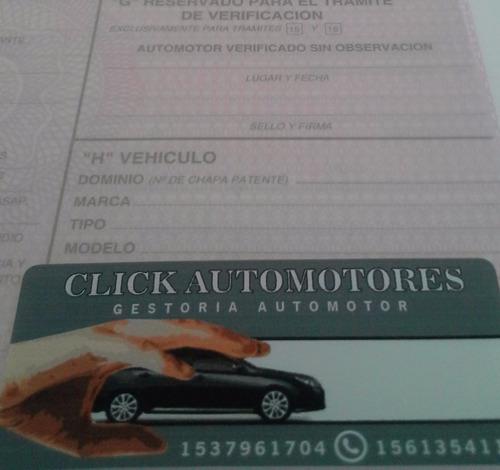 gestor automotor, transferencia y tramites; autos y motos