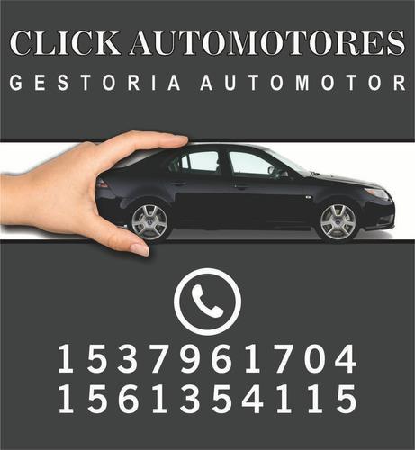 gestoría automotor clickautomotores transferencias
