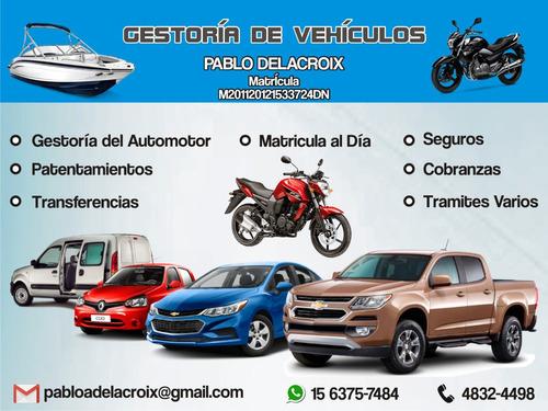 gestoría de vehículos