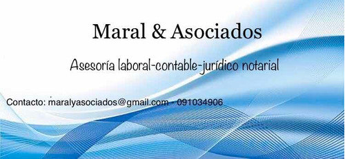 gestoría maral & asociados