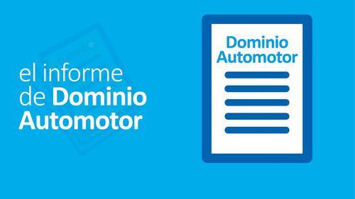 gestoria.transferencias de autos,motos.informes de dominio