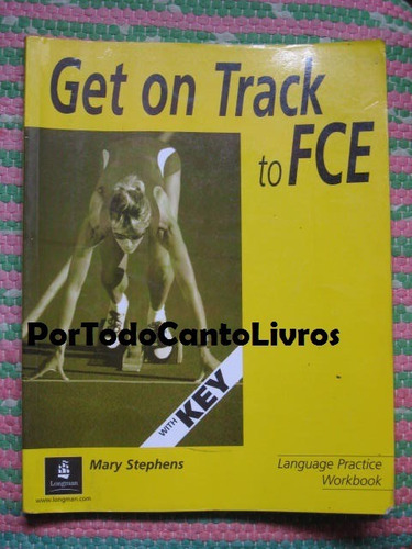 get on track to fce workbook judy copage e outros