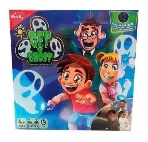 get the ghost 11050182 juego de habilida creciendo