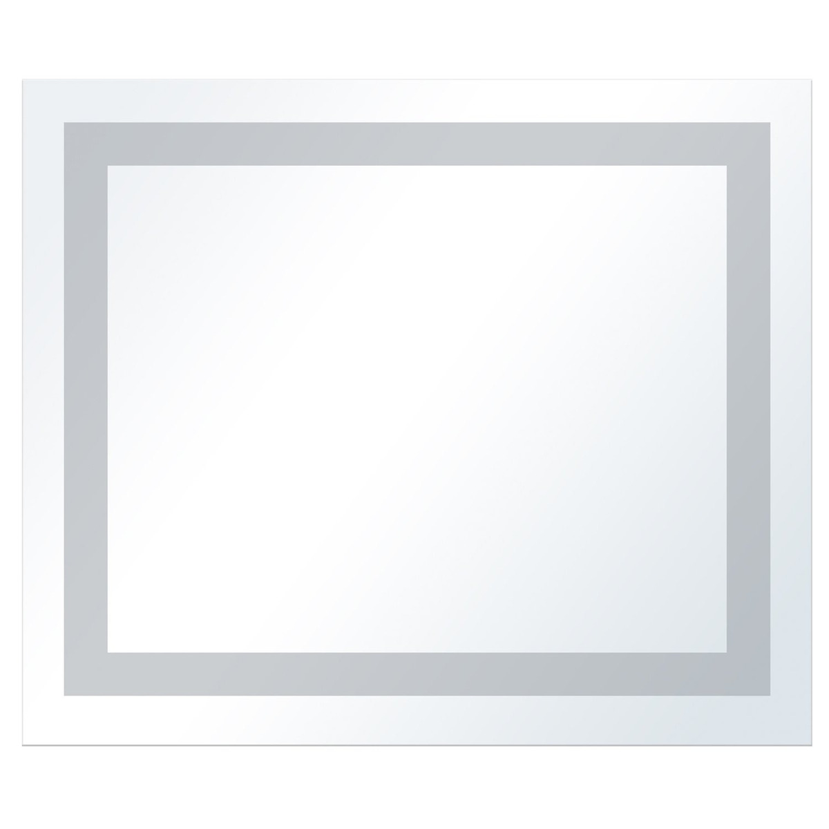 Picture of: Getinlight Led Wall Mounted Lighted Vanity Mirror 3000k Sof 1 941 900 En Mercado Libre