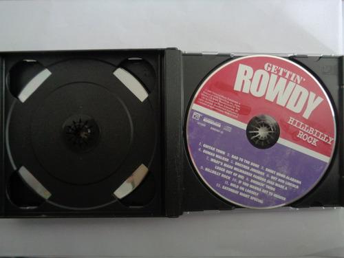 gettin' rowdy - triplo cd importado