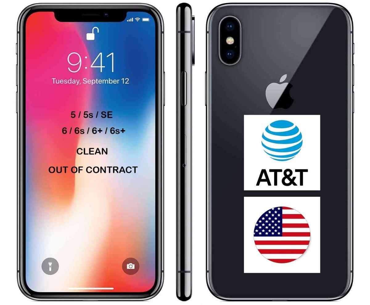 b186d4fa45e Gevey Liberar Desbloquea iPhone 5 5s 6 6+ 6s 6s+ Se At&t Usa - $ 650,00 en  Mercado Libre