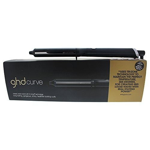 ghd professional curve wave wand, oval