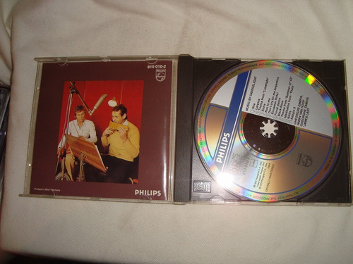 gheorghe zamfir harry van hool audio cd en caballito