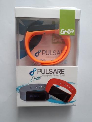 ghia band fit pulsare delta/ 0.5/ podometro/ bt/ resistente