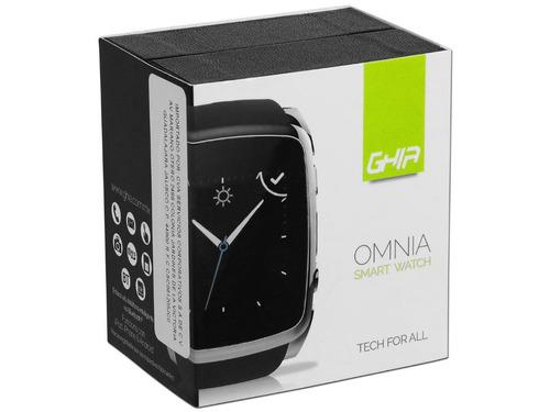 ghia smartwatch omnia