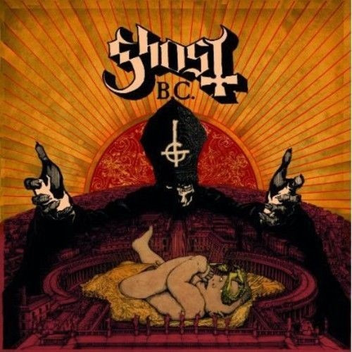 ghost b.c. - infestissumam cd press. u.s.a nuevo sellado