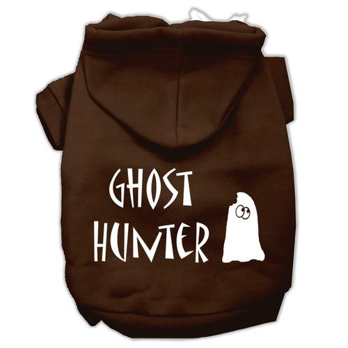 ghost cazador pantalla impresión sudaderas con capucha para