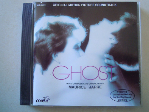 ghost cd soundtrack maurice jarre