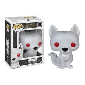 Ghost Funko Pop! Television Game Of Thrones