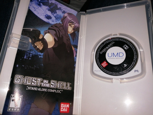 ghost in the shell stand alone complex psp