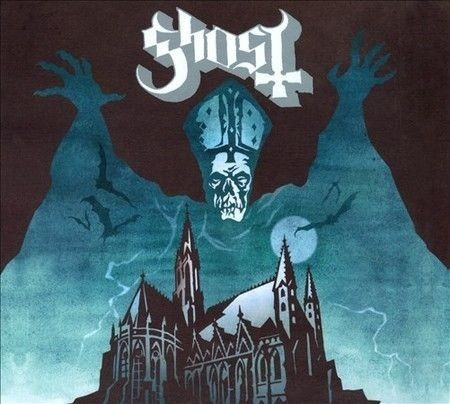 ghost - opus eponymous cd press. u.s.a nuevo sellado