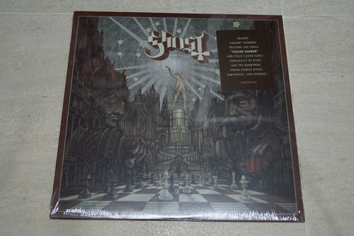 ghost popestar vinilo rock activity