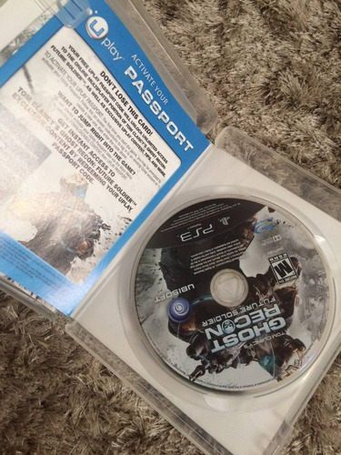 ghost recon - ps3