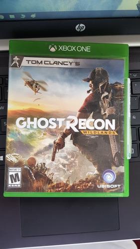 ghost recon widlans