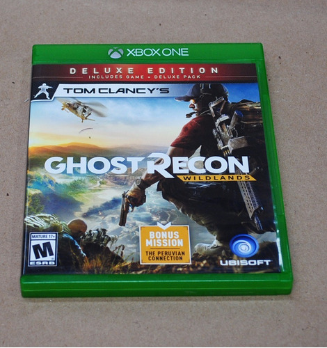 ghost recon wildlands xbox one delux edition game15