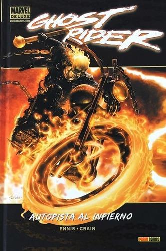 ghost rider - autopista al infierno - leyenda sleepy hollow