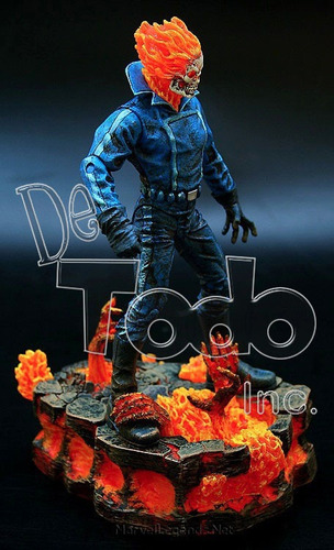 ghost rider - marvel select