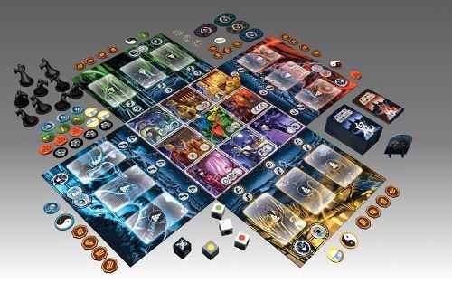Ghost Stories Juego De Mesa De Estrategia De 1 A 4 Jugadores