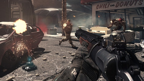 ghosts ps3 call duty
