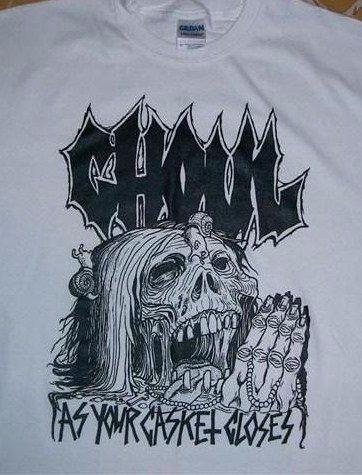 ghoul thrash metal death metal hardcore punk black metal