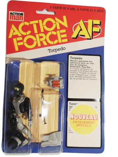 g.i. joe: 1983 action force torpedo moc