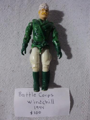 gi joe battle corps windchill 1994