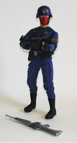 gi joe cobra enemigo soldado cobra 20