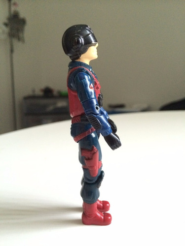 gi joe cobra scrap iron figura vintage 1984