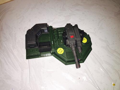 g.i. joe law cañon laser.