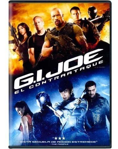 gi joe retaliation pelicula dvd