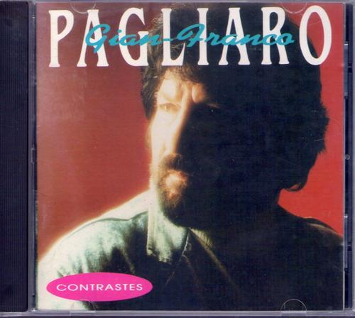 gian franco pagliaro - contrastes - cd