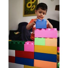 Giant Bricks (bloques Gigantes) X 100 Bloques Creaplast