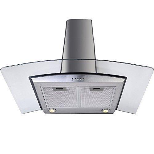 Giantex 36 estufa campana extractora de cocina de montaje - Potencia campana extractora ...