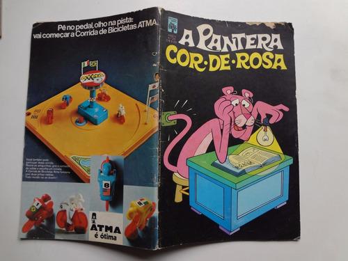 gibi a pantera cor-de-rosa nº 20