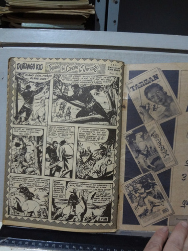 gibi almanaque album gigante 1953 cisco kid ebal