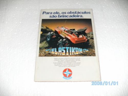gibi almanaque da maga nº 2 ótima edição julho 1988 hq fj !!