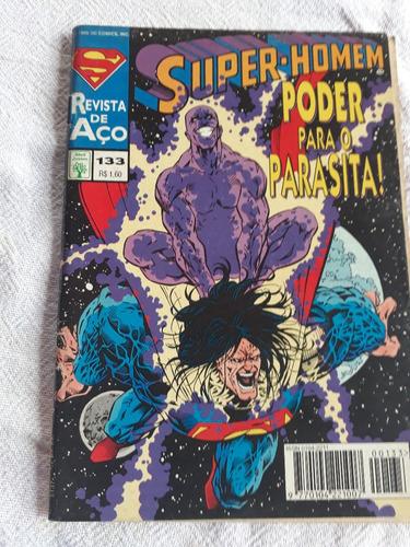 gibi antigo raro super homem 133 poder para o parasita 1995