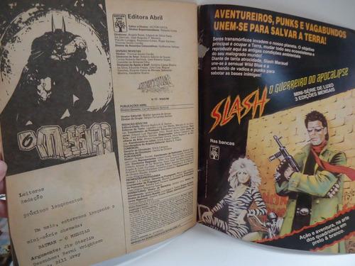 gibi aventura e ficção nº 17 - maio 88 - trekus vintage